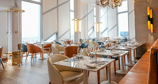Urban Coterie Restaurant at M by Montcalm